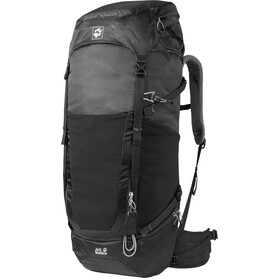 Jack Wolfskin Kalari Kingston Kit 56+16 Selkäreppu, black
